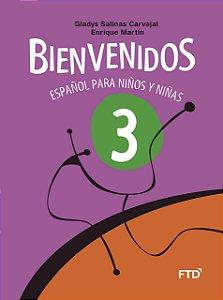 Bienvenidos - Español para Niños y Niñas - 3