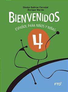 Bienvenidos - Español para Niños y Niñas - 4