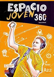 Espacio Joven 360 A2.2 - Libro Del Alumno