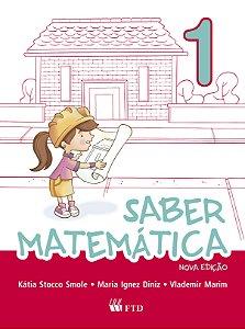 Kit Saber matemática - 1º ano