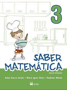 Kit Saber matemática - 3º ano