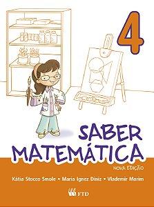 Kit Saber matemática - 4º ano
