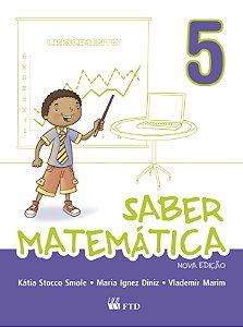 Kit Saber matemática - 5º ano