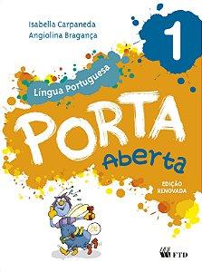 Porta aberta - Língua portuguesa - 1º ano