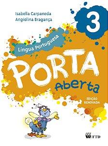 Porta aberta - Língua portuguesa - 3º ano