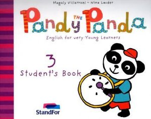 Kit Pandy the panda 3