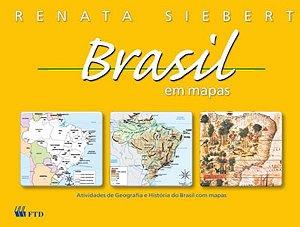 Brasil em mapas