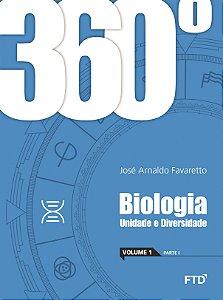Conjunto 360º - Biologia - Volume 1