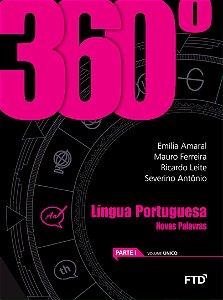 Conjunto 360º -  Língua Portuguesa - Novas Palavras