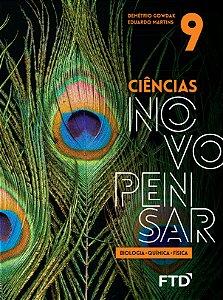 Ciências novo pensar - 9º ano