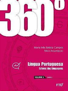 Conjunto 360º - Língua Portuguesa - Esferas das Linguagens - Volume 3