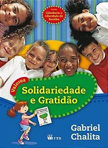 Valores - Solidariedade e gratidão