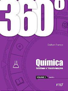 Conjunto 360º - Química - Volume 1