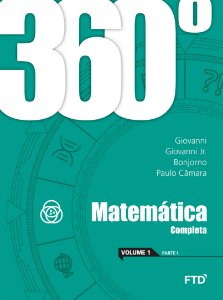 Conjunto 360º - Matemática - Volume 1