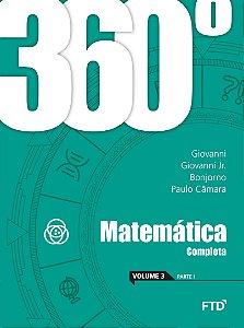 Conjunto 360º - Matemática - Volume 3