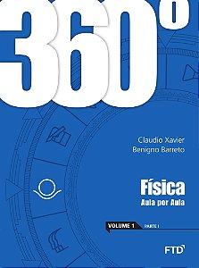 Conjunto 360º - Física - Volume 1