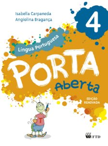 Porta aberta - Língua portuguesa - 4º ano