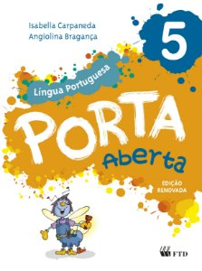 Porta aberta - Língua portuguesa - 5º ano