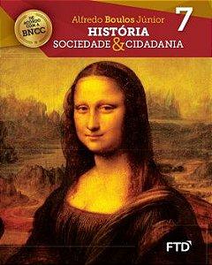 História, Sociedade e Cidadania - 7ª ano - Atualizado BNCC