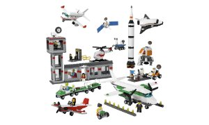 Lego Education 9335 - Aeroporto e Centro Espacial