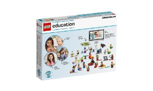 Lego Education 45023 - Conjunto Minifiguras da Fantasia