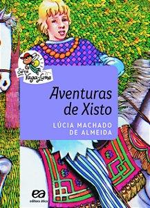 Aventuras de Xisto - Coleção Vaga-Lume