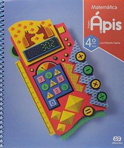 Projeto Ápis. Matemática - 4º ano
