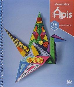 Projeto Ápis. Matemática 3º ano