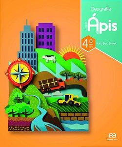 Projeto Ápis. Geografia - 4º ano
