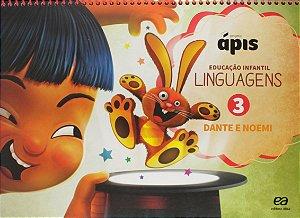 Projeto Ápis - Linguagem. Volume 3