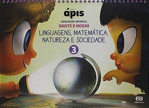 Projeto Ápis. Educação Infantil - Volume 3