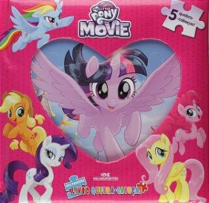 My Little Pony - Meu Primeiro Livro Quebra-Cabeças