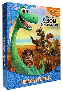O Bom Dinossauro - Um Amigo Especial - Livro com Cenário e Miniaturas