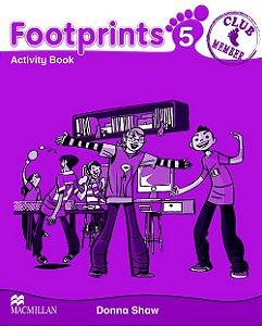 Footprints Activity Book-5