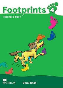 Footprints Teacher's Book-4