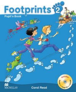 Footprints Pupil's Book With Portfolio Booklet-2