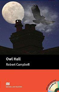 Owl Hall (Audio CD Included)