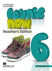 Bounce Now Teacher's Book-6