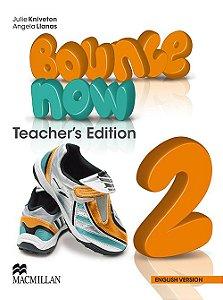 Bounce Now Teacher's Book-2