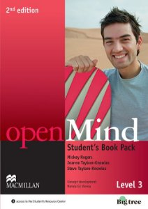 Openmind 2nd Edit. Student's Pack With Workbook-3