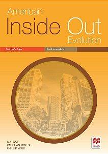 American Inside Out Evolution Teacher's Book - Pre-Intermediate