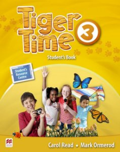 Tiger Time Student's Book With Ebook Pack-3