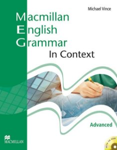Macmillan English Grammar In Context With CD-Rom-Adv. (No-Key)