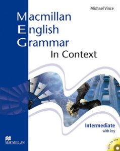Macmillan English Grammar In Context With CD-Rom-Int. (W/Key)