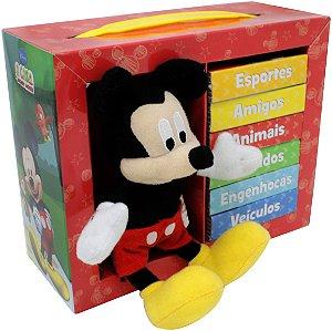 Aprenda com o Mickey