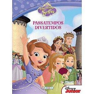 Disney Passatempos Divertidos - Princesinha Sofia