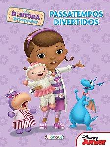 Disney Passatempos Divertidos - Doutora Brinquedos