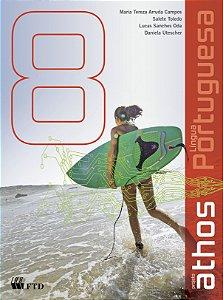Kit Projeto Athos - Língua portuguesa - 8º ano