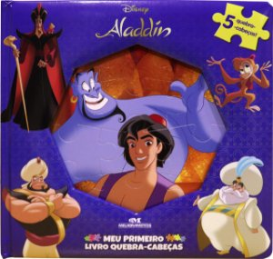 Aladdin – Meu Primeiro Livro Quebra-Cabeças