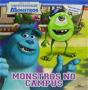 Monstros no Campus - Universidade Monstros